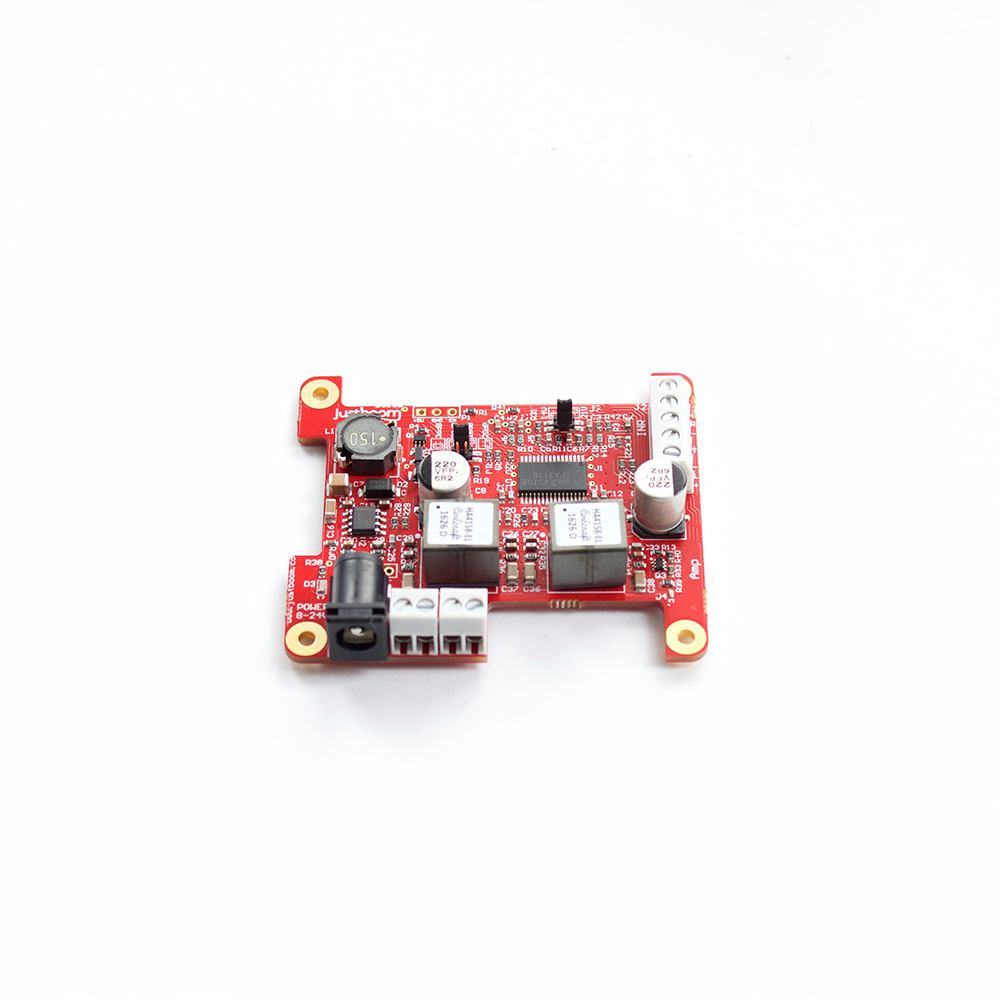 Justboom Amp High Resolution Stereo Audio Amplifier Circuit Board Buy Product On