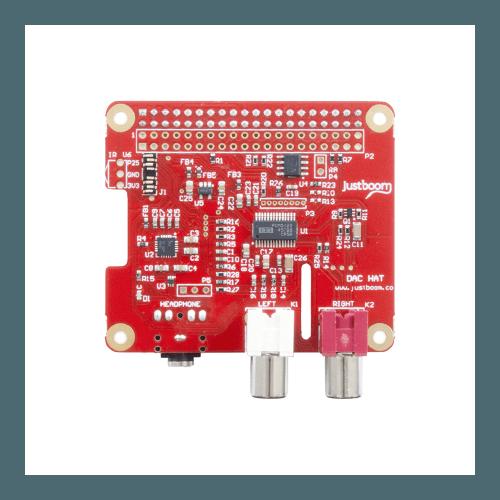 Raspberry Pi Audio Boards